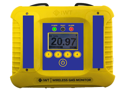 Wireless Gas Monitor